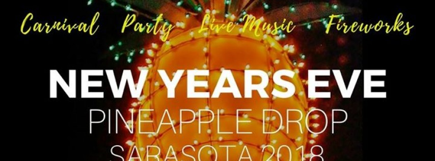 New Years Eve Pineapple Drop