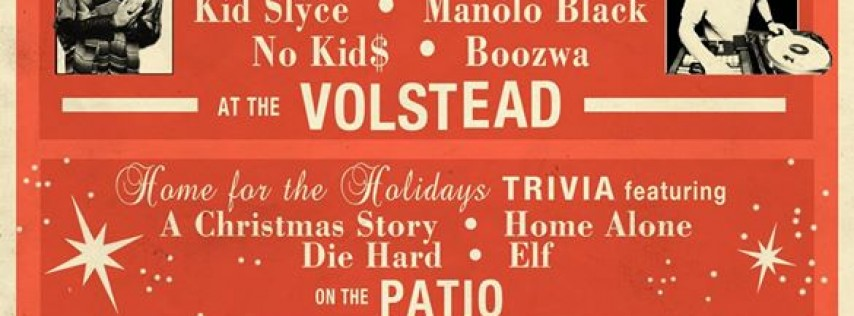 Holiday Party at Hotel Vegas & The Volstead