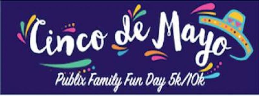 Publix Family Fun Day 5k/10k