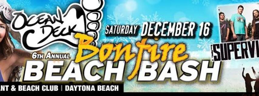 Bonfire Beach Bash