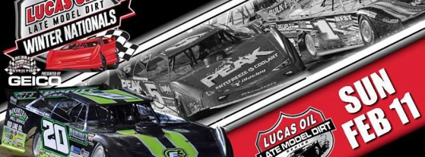 Lucas Oil Winter Nationals - Presented by GEICO