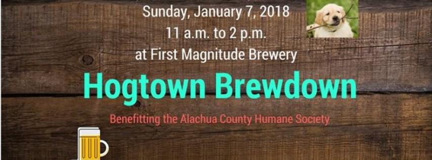 Hogtown Brewdown