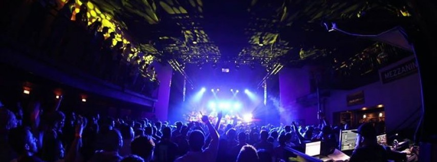 Spafford at Culture Room - Fort Lauderdale