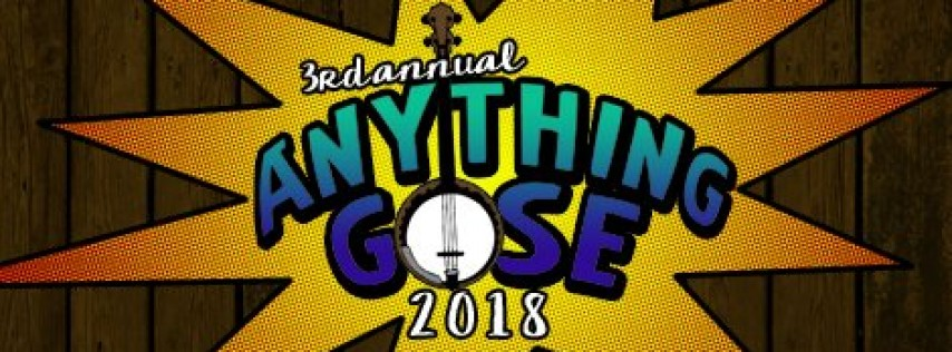 Anything Gose Sour Beer Festival