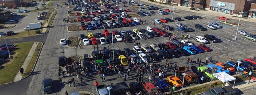 2018 IndyRPM New Years Lap / Cruise-In