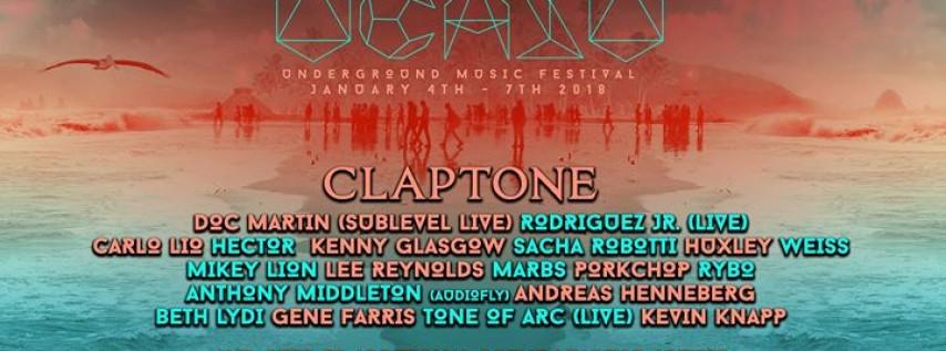 Ocaso Underground Music Festival