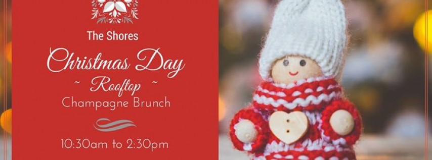 Christmas Day Rooftop Champagne Brunch
