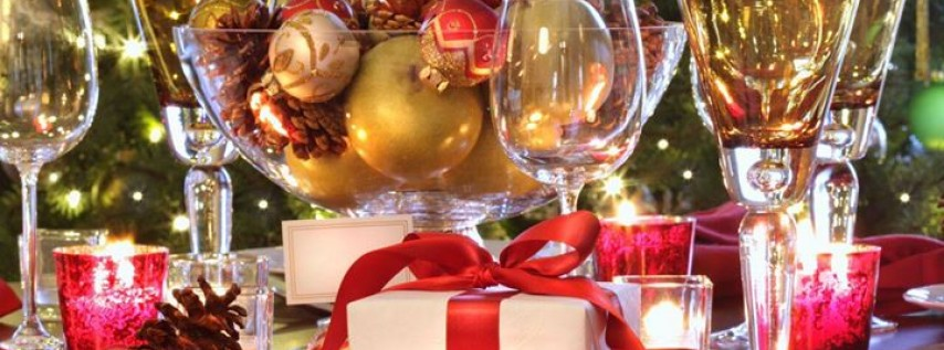 Grand Christmas Day Buffet