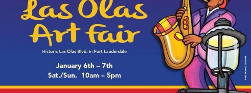 Las Olas Events: FREE ~ The 30th Annual Las Olas Art Fair - Part I