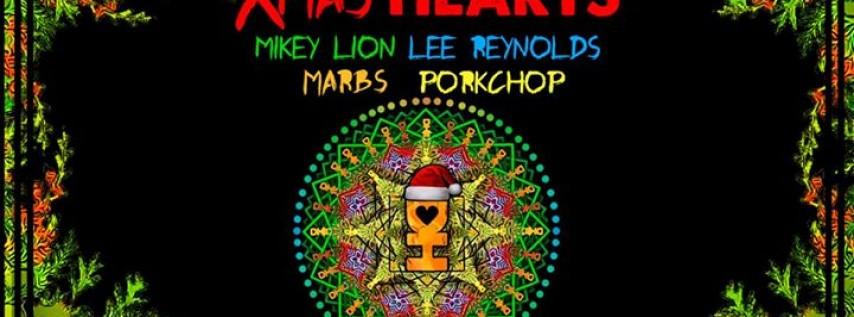 Desert Hearts presents: XMAS Hearts