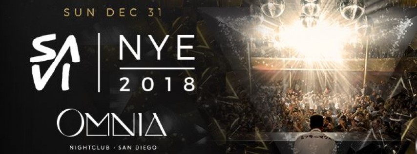 New Year's Eve at OMNIA San Diego