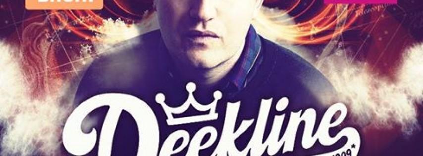 KYI: Breaks Yo! w Deekline (UK) Bebe's Bday Bash!