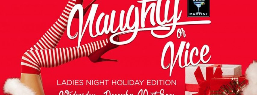 Naughty or Nice Ladies Night