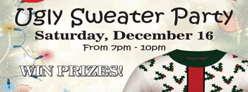 Funky Buddha Ugly Sweater Party!