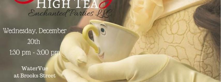 Holiday High Tea w/ EP