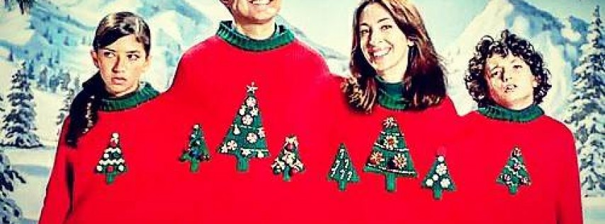 Ugly Murdock's Sweater Party For Christmas