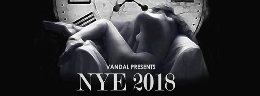 Vandal Warehouse presents NYE 2018