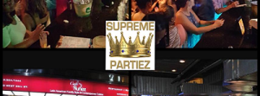 SUPREME SATURDAYS @CAFE NUNEZ DEC 16th