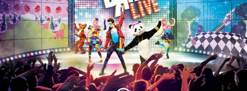 UBISOFT BRINGS JUST DANCE – THE NUMBER ONE MUSIC VIDEO GAME FRANCHISE – TO LIFE IN AN IMMERSIVE, STAGED PRODUCTION