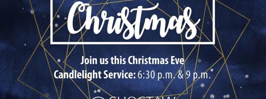 Christmas Eve at Choctaw UMC