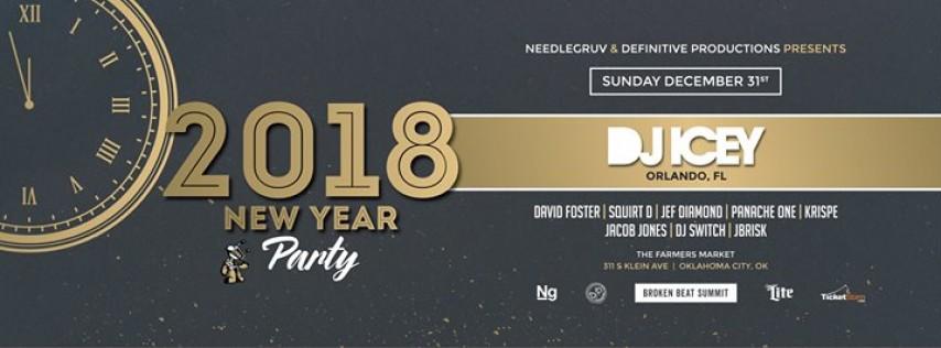 Broken Beat Summit - New Year's Eve