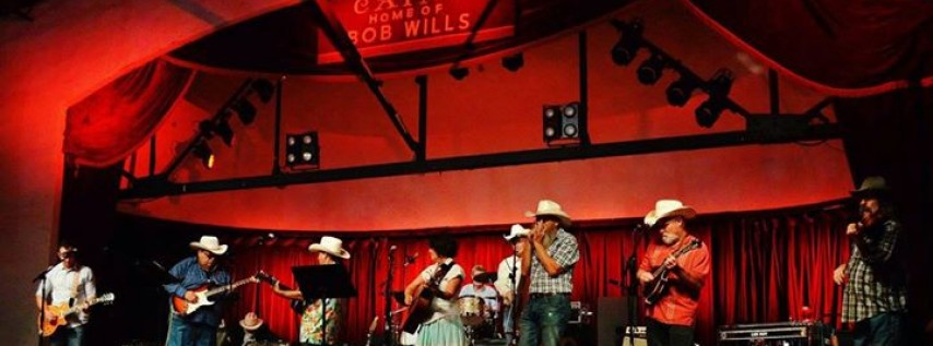 Sarah Barker & Gypsy Twang with Cowboy Jones