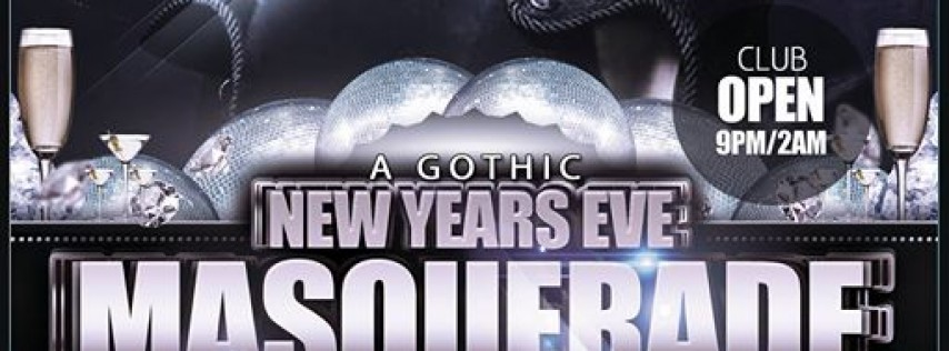 A Gothic New Years Eve Masquerade Ball