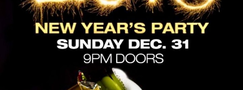 Tick Tock Rock NYE Party 2018 at the Hard Rock Cafe