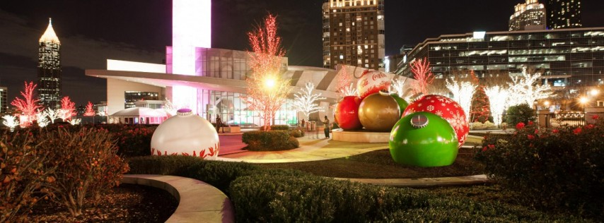 New Year's Weekend at World of Coca-Cola