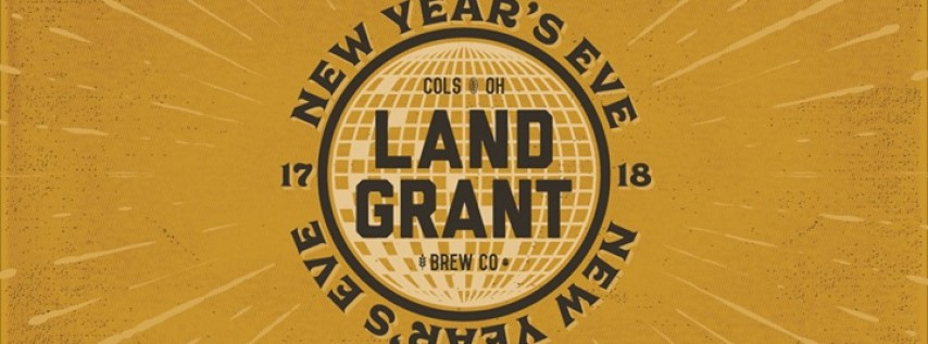 Land-Grant's Hoppin' New Year's Eve