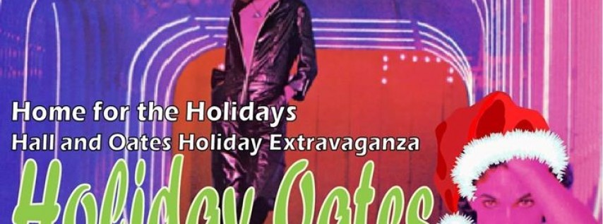 Deck the Hall and Oates with Private Oates, Holiday Oates Extravaganza 2017