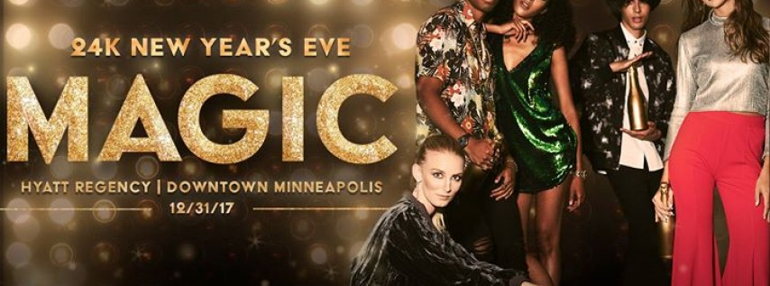Magic: 24K NYE 2018