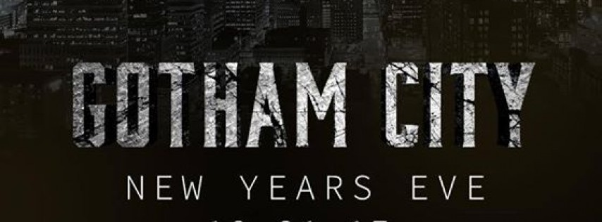 Gotham City New Year's Eve - Minneapolis