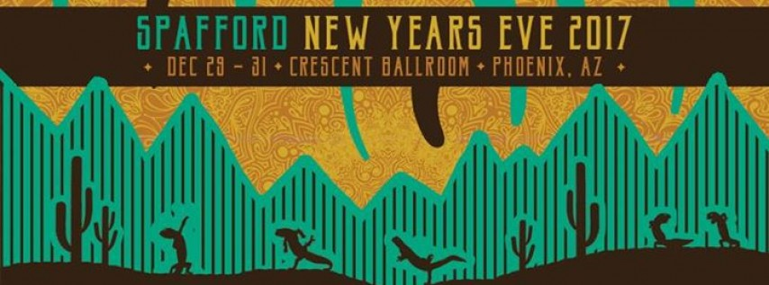 Spafford at Crescent Ballroom (Night 3 / New Years Eve!)