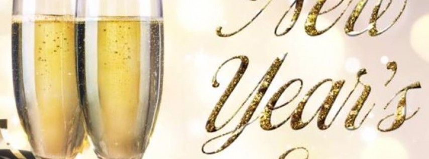 New Year's Eve Sunday Brunch, Dinner and Late Party