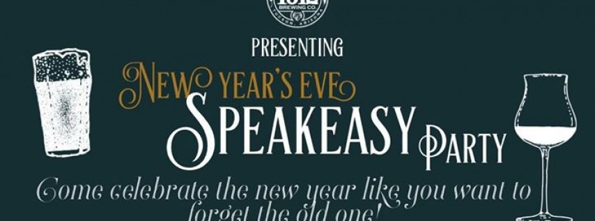 New Year's Eve Speakeasy