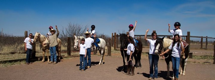Winter Kid's Horse Camp