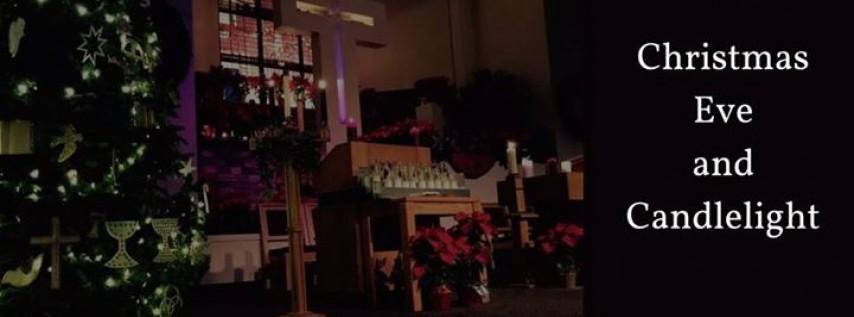 Christmas Eve and Candlelight