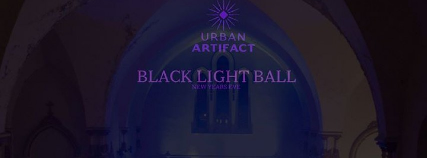 Black Light Ball - NYE at Urban Artifact