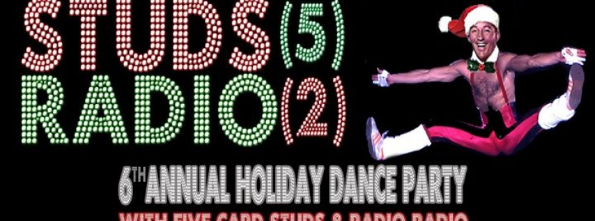 5 Cards Studs | Radio Radio Holiday DanceParty (Version 6.0)