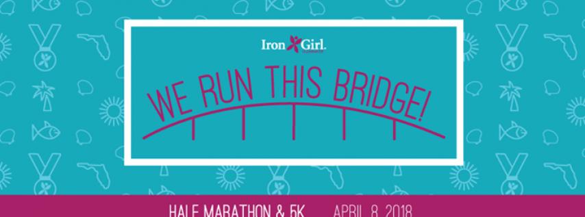 2018 Iron Girl Clearwater Half Marathon & 5K