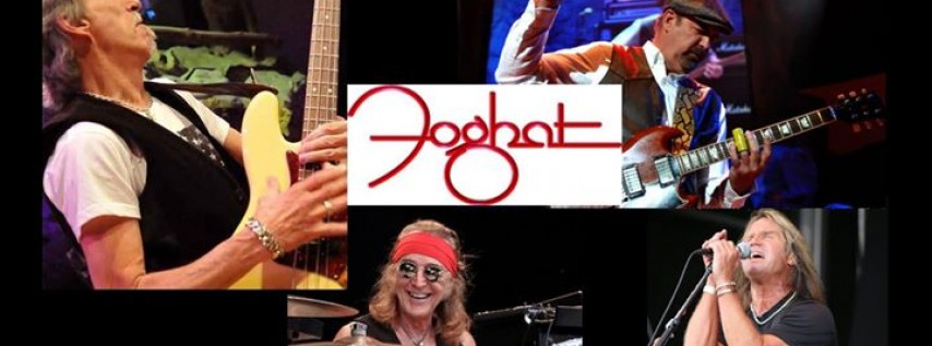 Chasco Fiesta, Classic Rock Night presents: Foghat