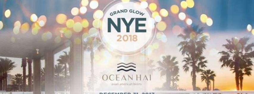 Grand Glow NYE 2018 - Ocean Hai Dinner