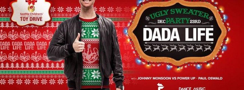 Ugly Sweater Party ft. Dada Life