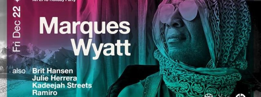 Marques Wyatt : Uniting Souls + Hunt & Gather : 2 rooms