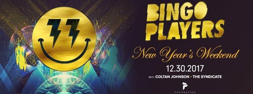 Elevate Saturdays: Bingo Players