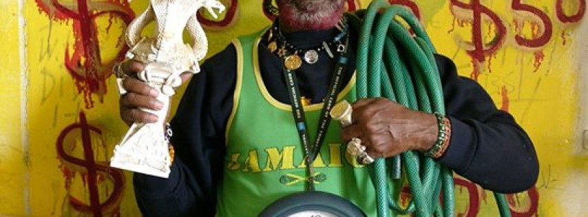 Lee Scratch Perry at The Social