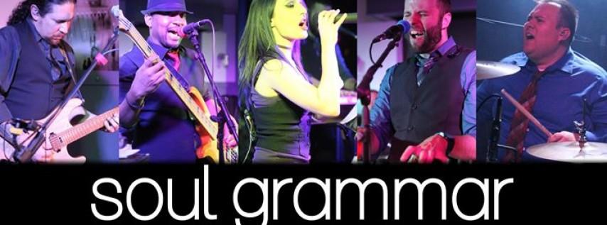 Soul Grammar Live at The Martini Club