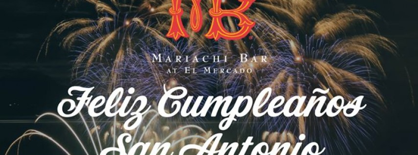 Mariachi Bar NYE Bash