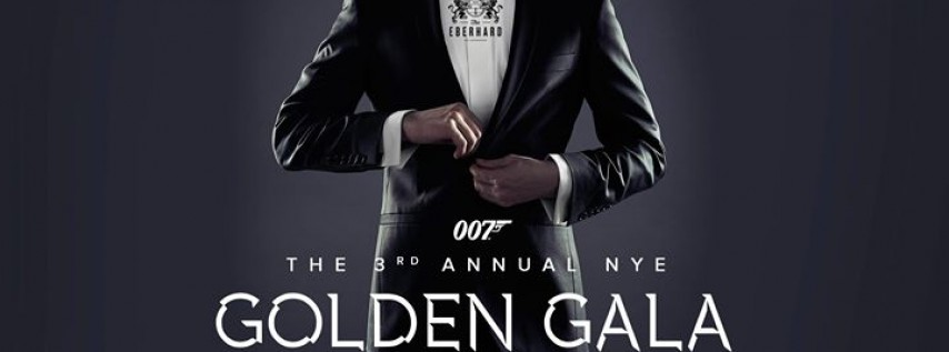 New Year's Eve Golden Gala